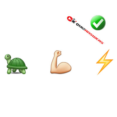 https://www.quizanswers.com/wp-content/uploads/2015/02/turtle-muscle-bolt-guess-the-emoji.jpg