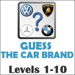 Guess the Car Brand logo quiz