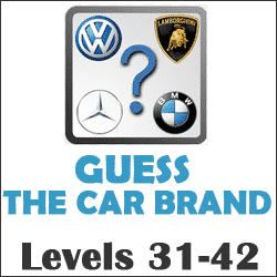Guess the Car Brand logo quiz answers