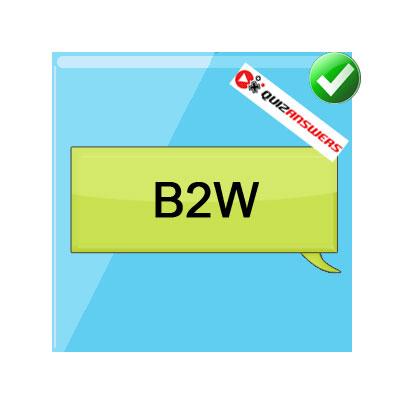 B2W texting acronyms