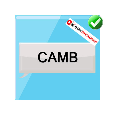 CAMB texting acronyms