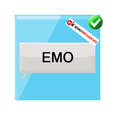 EMO texting acronyms