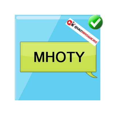 MHOTY texting acronyms