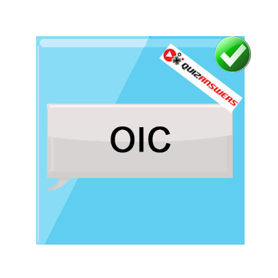 OIC texting acronyms