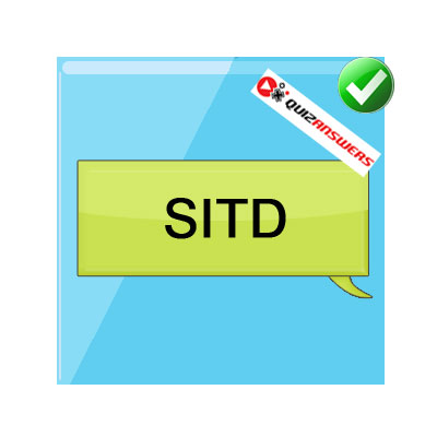 SITD texting acronyms