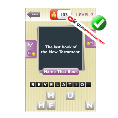 Bible Trivia Questions and Answers Levels 1- 20